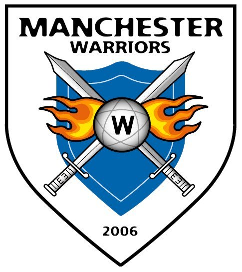 Manchester Warriors Korfball Club Logo